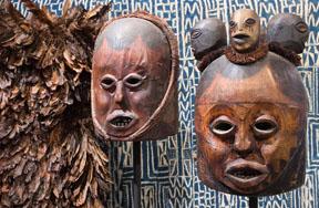 Cameroon Masks