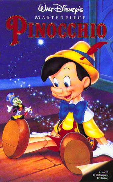 Pinocchio Cartoon Image