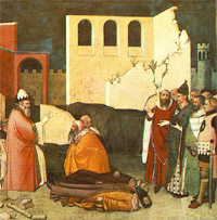 decameron devistations of the black death Free essay: the black death was an epidemic disease that was also known as  the bubonic plague it was one of the most tragic epidemics that has happened.