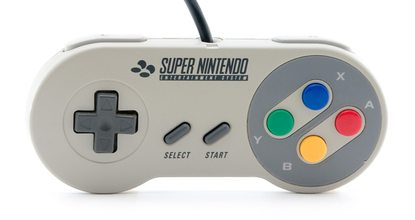 The Game Controller From The Beginning