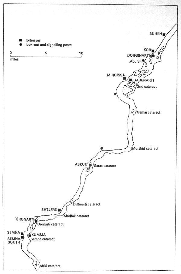First Intermediate Period and Middle Kingdom warfare