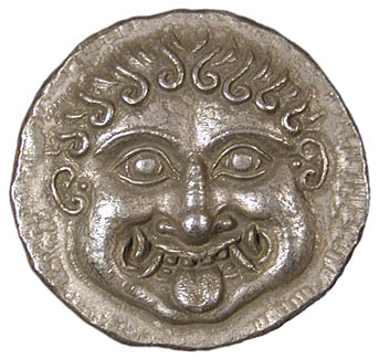 Image result for ancient greek coin drachma