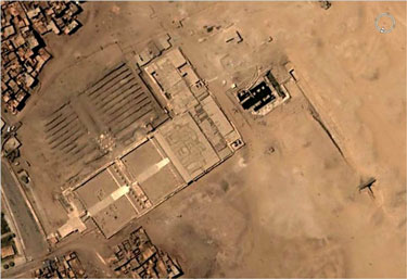 Seti I Temple At Abydos