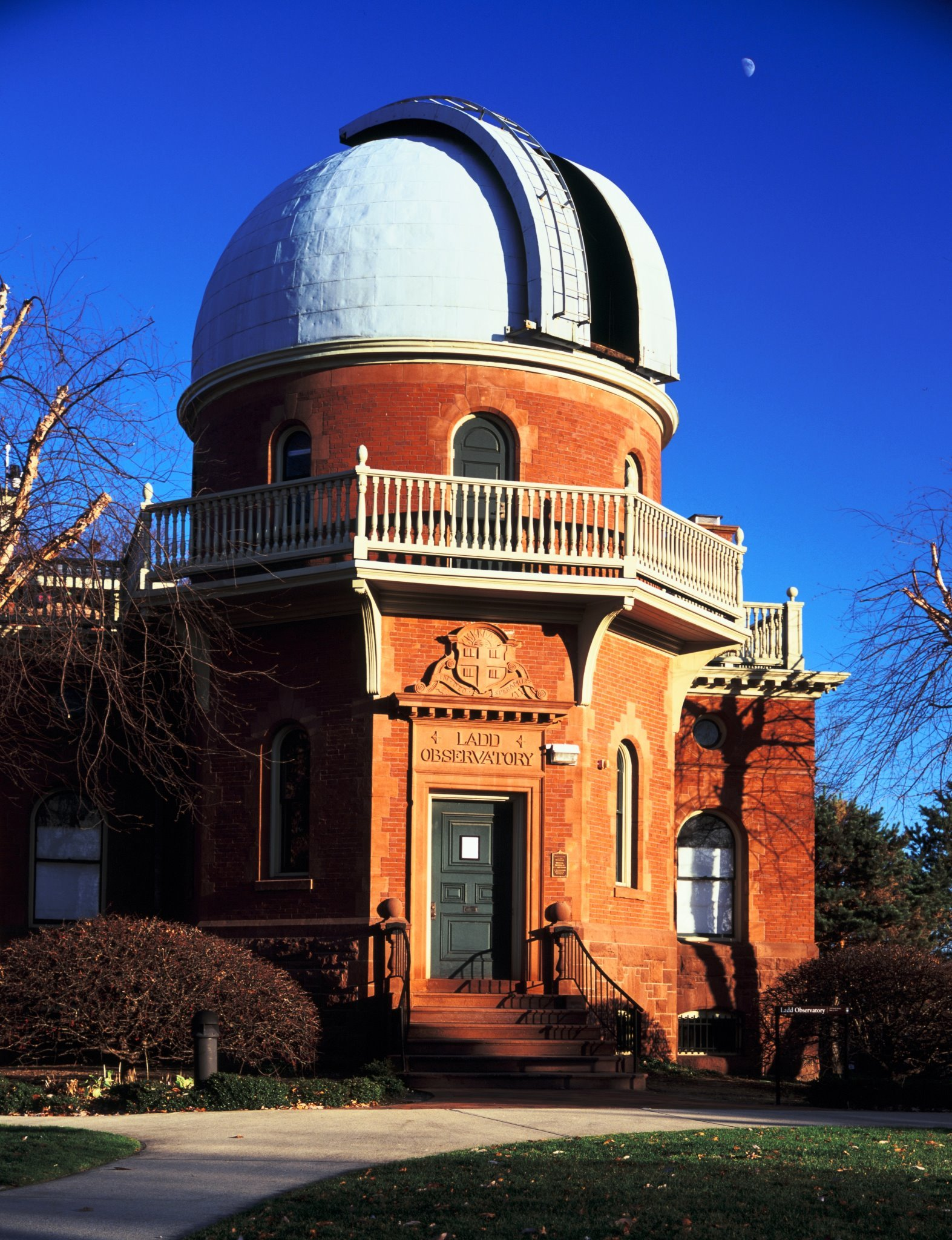 Ladd Observatory: Home