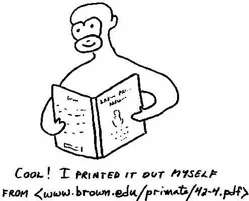 Laboratory Primate Newsletter Volume 42 Number 4