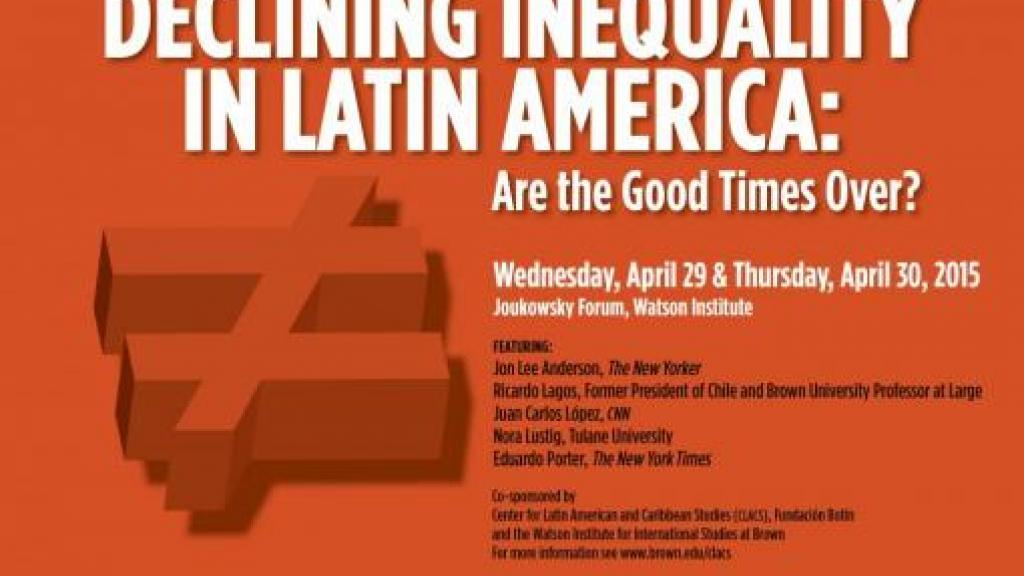 socioelogical inequality in latin america New approaches to (new) inequalities in latin america and the caribbean in the sociological literature and particularly sociological, discourse on inequality in.