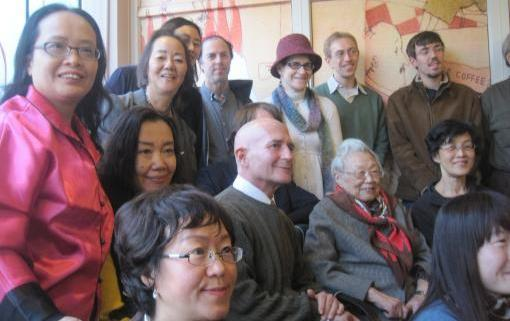 Brown Alums in China