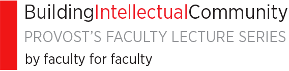 For Faculty by Faculty