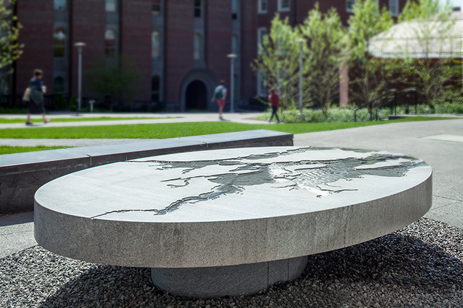 Maya Lin watertable