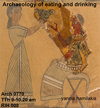 Archaeology of Eating and Drinking poster