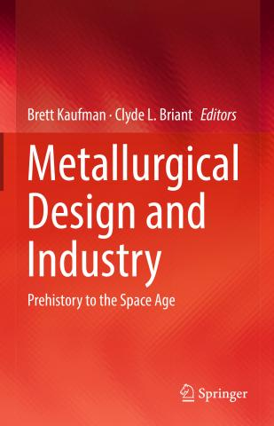 Metallurgical Design and Industry book cover