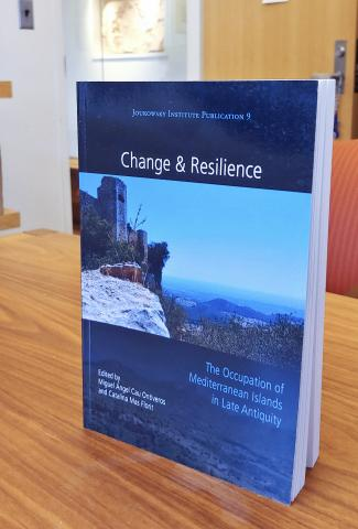 Change and Resilience book cover