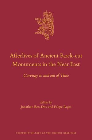 Afterlives of Rock-cut Monuments front cover