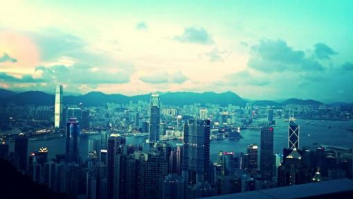 The skyline of Hong Kong: Photo credit to Bella Gonzalez