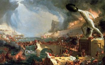 Classical painting - roman empire