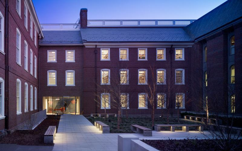 Metcalf Research Building, Brown University