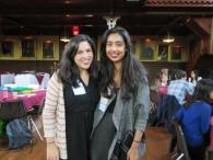 Natalie and Kim, MAPS 2015-16 Coordinators