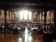 Students gather for MAPS kick off brunch