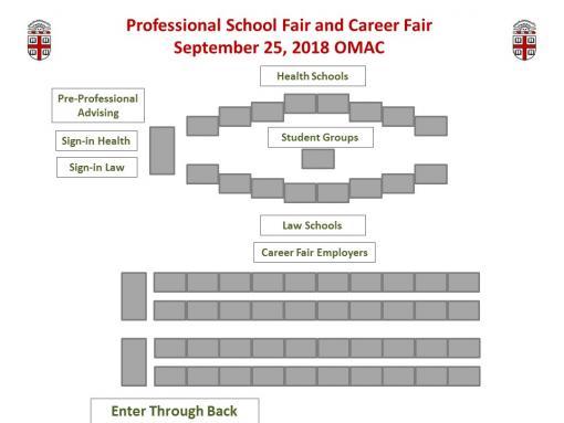 PROFESSIONAL SCHOOL FAIR AND HARVARD LAW ADMISSION ...