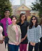 New MMUF scholars: