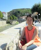 Luce Scholar Cindy Lung '12 in Kosovo: