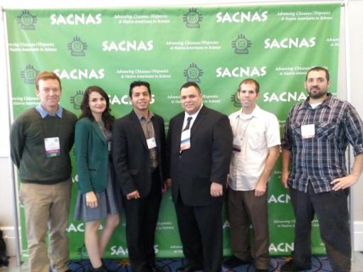 2015 SACNAS Conference Group Picture