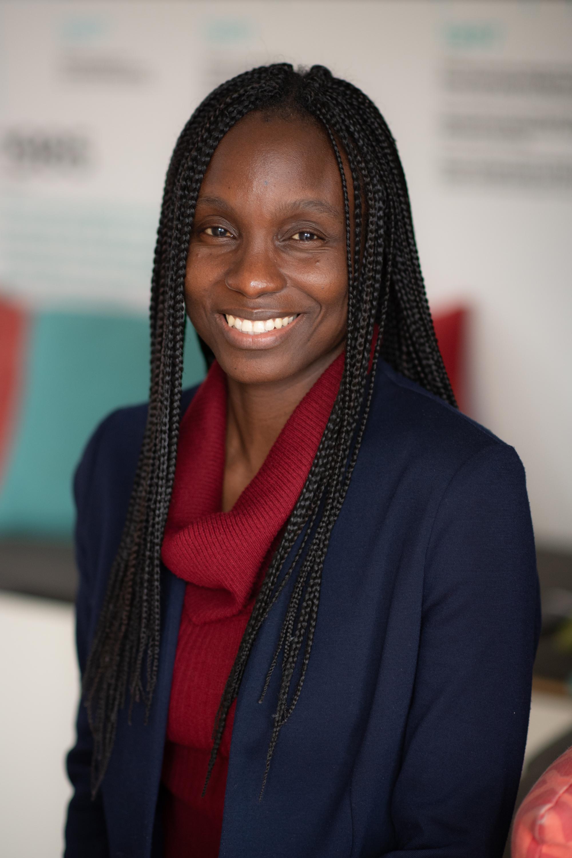 Headshot of Akosua Adu-Boahene