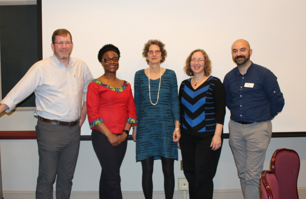 The Howard R. Swearer Engaged Faculty Awards