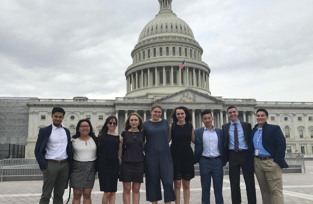 Brown in Washington students, 2019