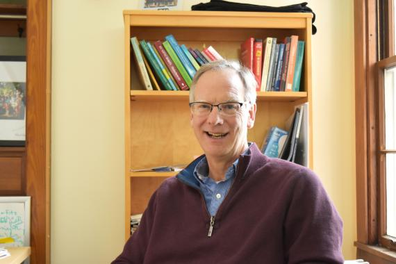 Allen Hance, Director of Academic Engagement