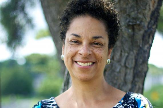 Roberta Powell, Practitioner in Residence at the Swearer Center