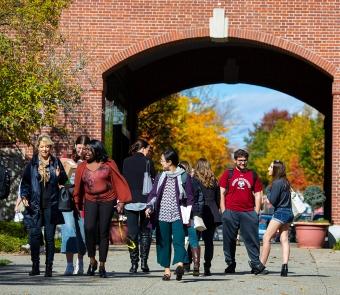 Brown University Swearer Center Engaged Scholarship Certificate