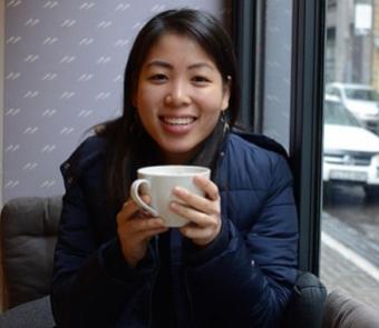 Marjorie Pang Si En '17