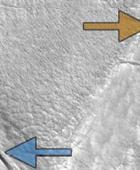 Martian gullies, old and new: