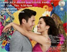 Crazy Rich Asians Discussion Panel