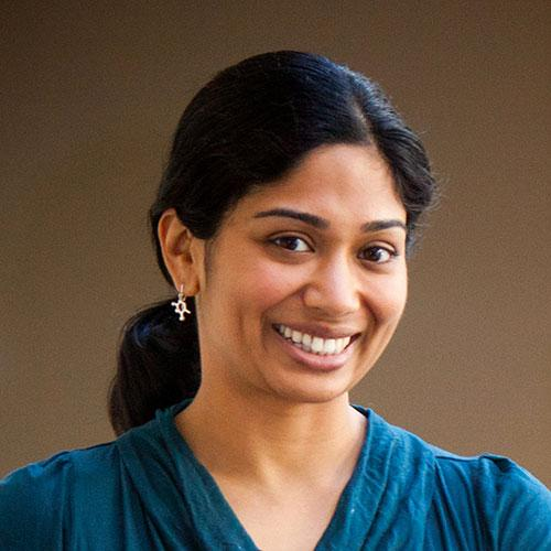 Portrait of Sohini Ramachandran