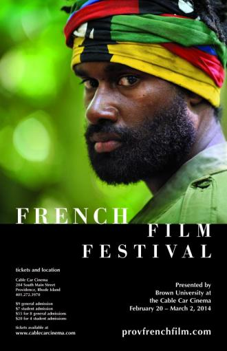 2014 Providence French Film Festival