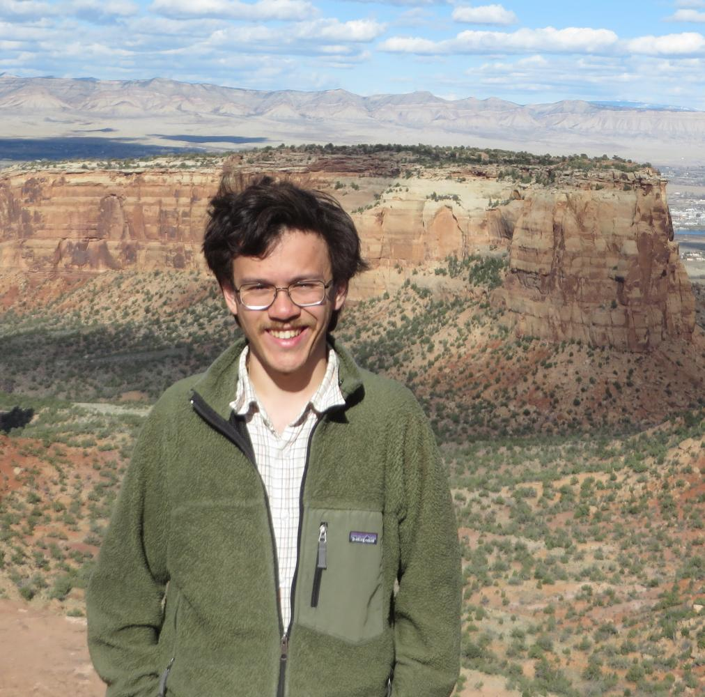 Student Research: Strange Martian Mineral Deposit Likely