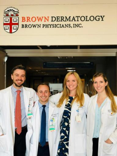 2021 Dermatology Residents