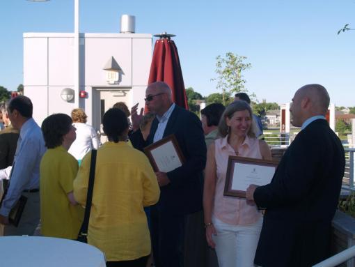 Faculty awards ceremony