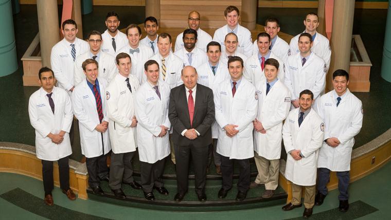 Residency Program | Department of Orthopaedic Surgery