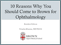 Residency Program | Division of Ophthalmology