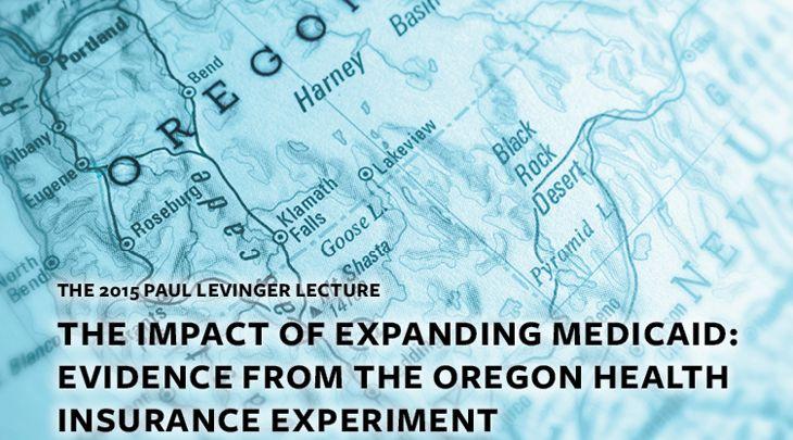 2015 Paul Levinger Lecture