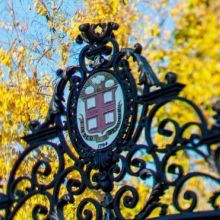 Image of Brown University gates