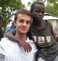 PLME student Will Perez spent a year in Haiti starting a public health program before entering the Medical School.