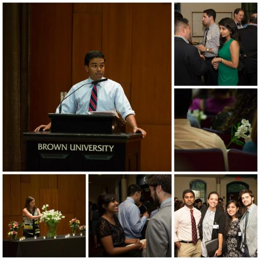 Alpert Medical School's Inaugural  Anatomy Closing Ceremony: A student event made possible by funding from the BMAA