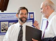 Faculty mentoring is a key component of the Scholarly Concentration Program.