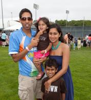 Events like Field Day make Reunion fun for the whole family.