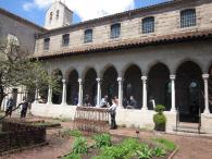Medieval Studies Concentrators visited the Cloisters Museum in New York City