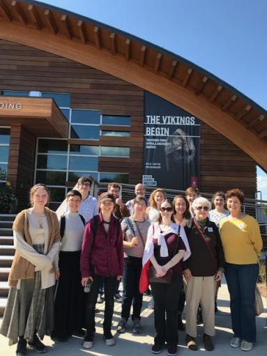 Field trip to Mystic on Sept. 29, 2018
